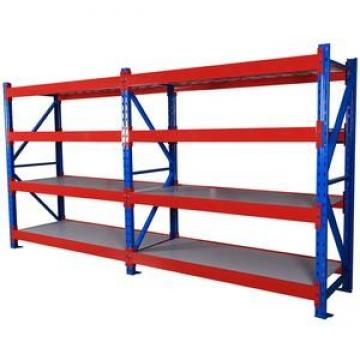 High quality 4 layer heavy duty shelf warehouse metal storage rack