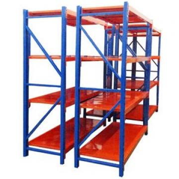 3 tiers green square display rack stand heavy duty metal storage shelf with billboard 6 colors for wholesale