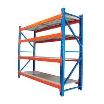 Light Duty Metal Angle Display Storage Rack Book Shelf For Sale