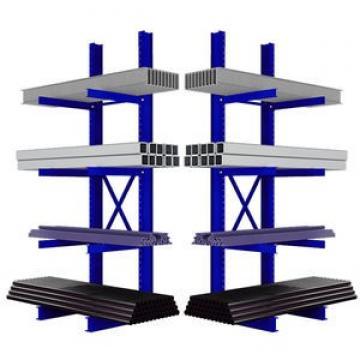 Warehouse Storage Showcase Shelves Heavy Duty Adjustable Metal Pallet Rack