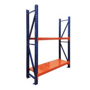 High density warehouse commercial durable pallet radio shuttle rack