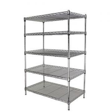 Light duty 4 tiers Metal storage rack living room wire mesh storage shelving metal rack