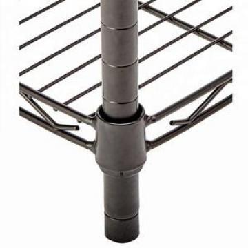 Adjustable Rolling Wire Rack Shelving with Wheels Metal Heavy Duty Storage Racks
