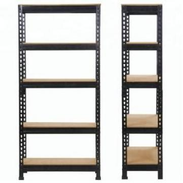 Warehouse Storage Showcase Shelves Heavy Duty Adjustable Metal Pallet Rack
