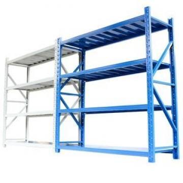 5 level boltless corner metal storage rack wholesale, warehouse storage rack, slotted