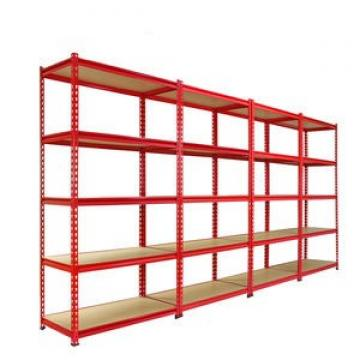 warehouse metal shelving racks