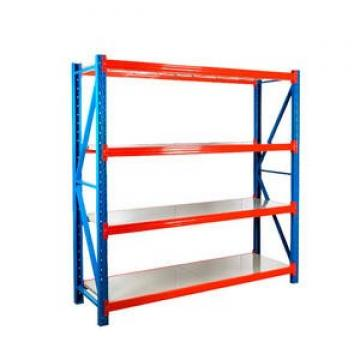 Heavy duty warehouse storage pallet racking system