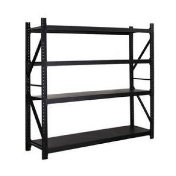 heavy duty metal warehouse steel pallet shelf industrial push back rack shelving system for garage shelving