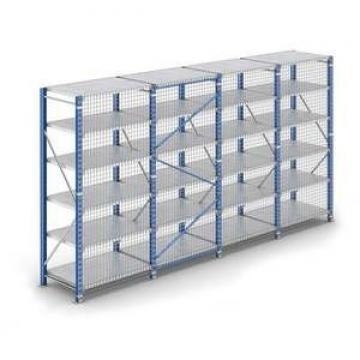 New Products Industrial Warehouse Storage Rack System Shelf Metal Steel Medium Duty Rack