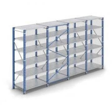 Storage industrial warehouse tire rack