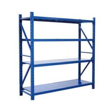 Industrial Warehouse Storage Steel Teardrop Heavy Duty Pallet Racking And Shelving