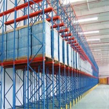 Industrial heavy duty long span rack steel warehouse stand racking