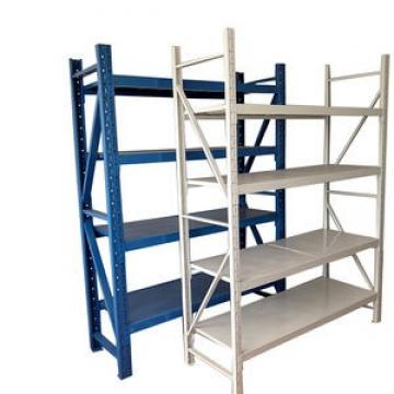 Light Duty Metal Angle Display Storage Rack Book Shelf For Sale