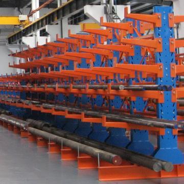 Warehouse steel rack and modular metal shelving