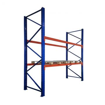 Heavy duty shelving systems from manufacturer