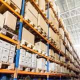 Heavy Duty Structure Pallet Racking 88 BOX-FORMED BEAM