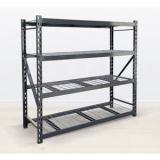 heavy duty metal Shelving Gondola unit/used supermarket equipment/heavy duty display shelving rack