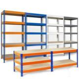 Warehouse Storage Metal Heavy Duty Rack Shelving