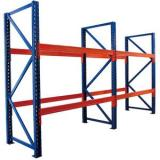 Industrial adjustable steel shelving / storage rack shelves / warehouse storage rack