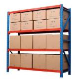 Kanban storage rack heavy duty drawer shelf tile display racks